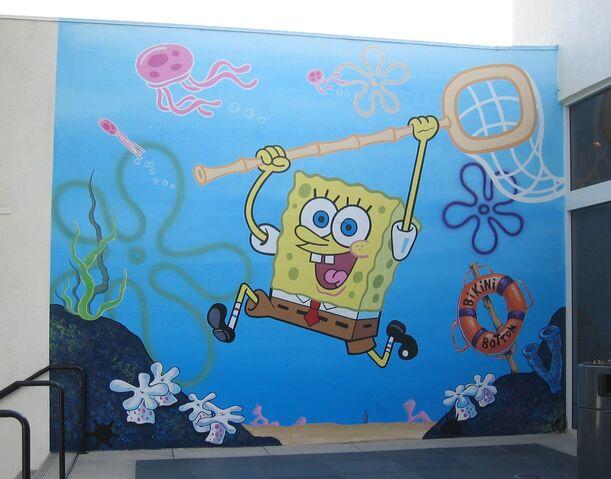 File:SpongeBob Wall Photo.jpg