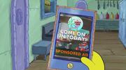 SpongeBob Checks His Snapper Chat 48