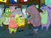 Krusty Krab in A Life in a Day-12