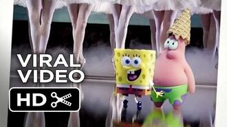 The SpongeBob Movie Sponge Out of Water VIRAL VIDEO - Russia 1 (2015) - Animated Movie HD