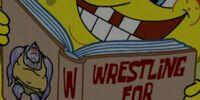 Wrestling for Beginners Book