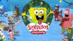 "Intro de ""La Navidad de Bob Esponja"""