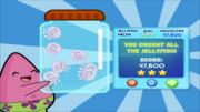 SpongeBob's Super Bouncy Fun Time - Caught Jellyfish
