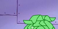 Mr. Krabs' Imaginary Island