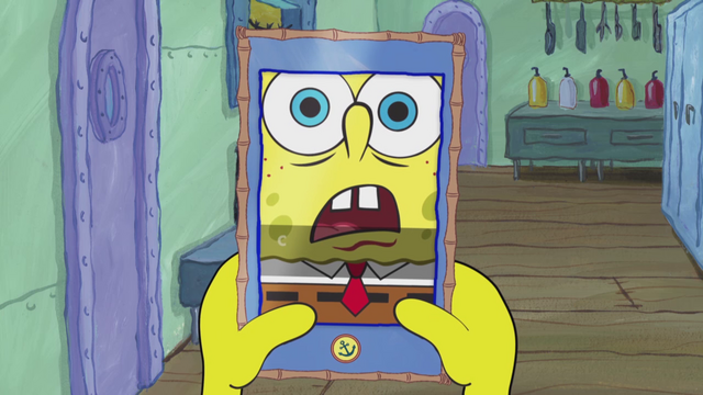 File:SpongeBob Checks His Snapper Chat 31.png