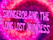 SpongeBob and the Lost Princess