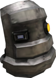 Grox Leg Armor