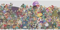 Futurama Support Cast