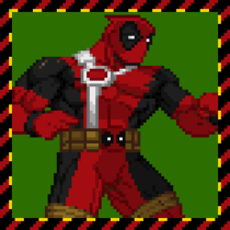 Deadpool Sprite One