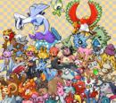 Epic Pokemon Generation 2