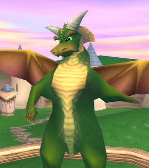 Image result for spyro the dragon thank you for releasing me