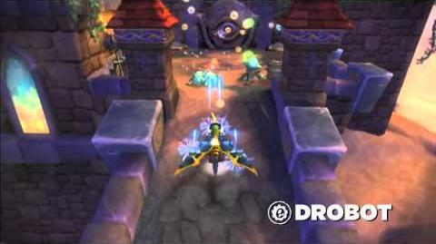 Skylanders Spyro's Adventure - Drobot (Blink and Destroy)