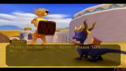 Spyro 2 Ripto's Rage! - 100% - Scorch - Part 1
