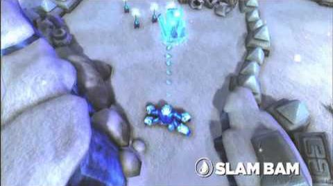Skylanders Spyro's Adventure - Slam Bam Preview (Armed and Dangerous)