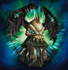 Darklight Crypt Toy