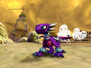 Cynder ghostly