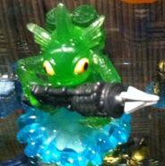 Green Gill Grunt