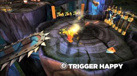 Skylanders Spyro's Adventure - Meet the Skylanders Trigger Happy