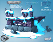 P Ice FortWall