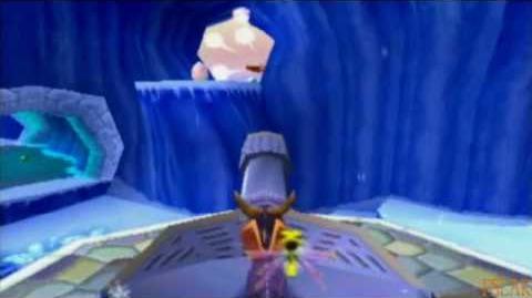 Spyro Year of the Dragon - 100% - Icy Peak - Part 1