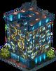 The Cube (Night)