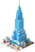 Ice Skyscraper