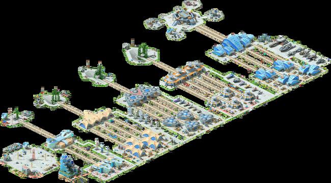 Cosmic Conquest Area