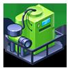 Asset Exhaust System