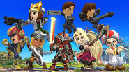 Mii Fighter Bundle 4