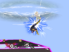 Captain Falcon Up aerial SSBM
