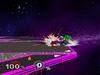 Luigi Edge attack (slow) SSBM