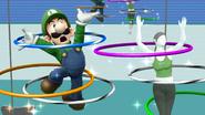 SSB4-Wii U Congratulations Luigi Classic