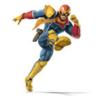 Captain Falcon Palette 05