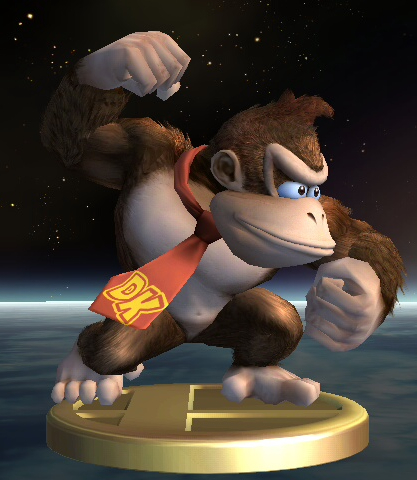List Of Ssbb Trophies Donkey Kong Series Smashpedia