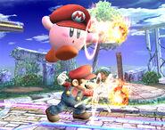 Kirby Fireball SSBB