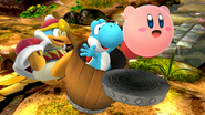 SSB4-Wii U Congratulations King Dedede All-Star
