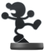Mr Game & Watch Amiibo