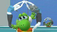Training Yoshi 2