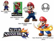 Mario (Super Smash Bros. Evolution)