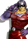 Captain Falcon Palette 03 (SSBM)