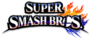 Super Smash Bros. for Nintendo 3DS and Wii U Logo (no subtitles)