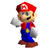 Mario Palette 01 (SSB)