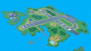 Smash.4 - Pilotwings Stage