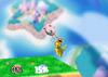 Jigglypuff Down aerial SSB