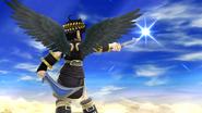 SSB4-Wii U Congratulations Dark Pit Classic
