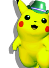 Pikachu Palette 04 (SSBM)