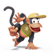 Diddy Kong Pallette 07