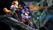 Blaster battle