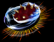 Bowser Whirling Fortress SSBM