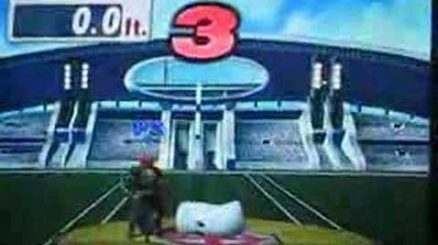 SSBB Homerun Contest Glitch